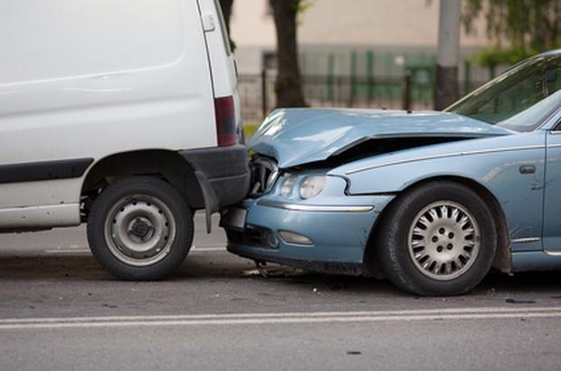voiture accidentee